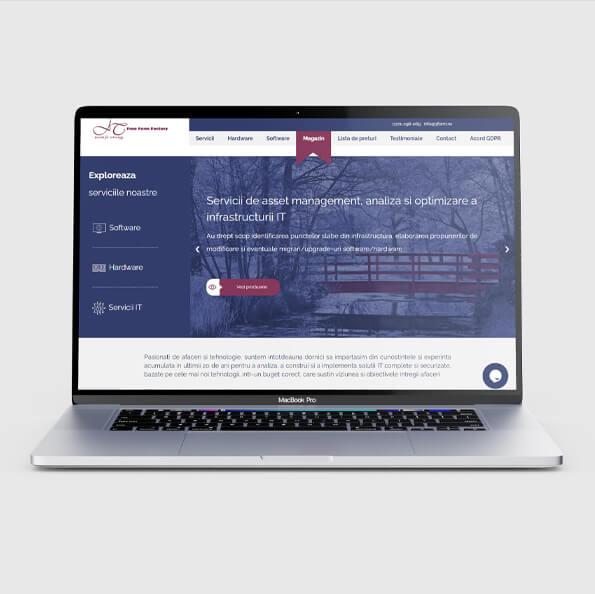 magazin online personalizat custom